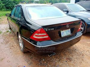 Mercedes-Benz C230 2006 Black | Cars for sale in Abuja (FCT) State, Central Business Dis
