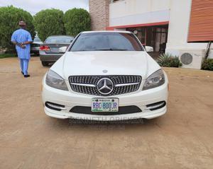 Mercedes-Benz C350 2011 White   Cars for sale in Kaduna State, Kaduna / Kaduna State