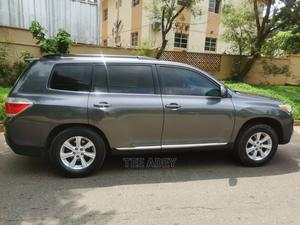 Toyota Highlander 2012 Limited Gray   Cars for sale in Abuja (FCT) State, Asokoro