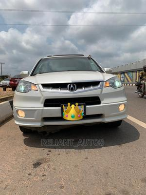 Acura RDX 2007 Automatic Tech Package White   Cars for sale in Ogun State, Abeokuta South