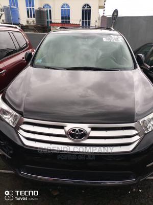 Toyota Highlander 2011 SE Black | Cars for sale in Lagos State, Ikeja