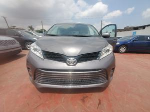 Toyota Sienna 2019 XLE Premium AWD Gray   Cars for sale in Lagos State, Magodo