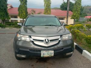 Acura MDX 2008 SUV 4dr AWD (3.7 6cyl 5A) Gray | Cars for sale in Abuja (FCT) State, Gwarinpa