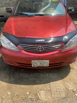 Toyota Camry 2003 Red   Cars for sale in Lagos State, Ikoyi