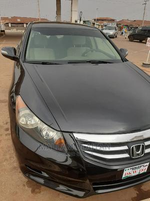 Honda Accord 2008 2.0i-Vtec Executive Black | Cars for sale in Kwara State, Ilorin West