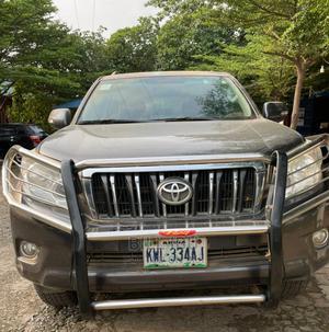 Toyota Land Cruiser Prado 2010 Gray | Cars for sale in Abuja (FCT) State, Apo District
