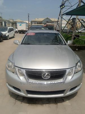 Lexus GS 2011 350 Silver   Cars for sale in Lagos State, Ibeju