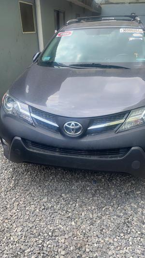 Toyota RAV4 2014 Gray   Cars for sale in Lagos State, Yaba