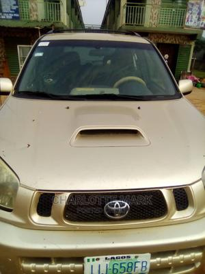 Toyota RAV4 2003 Automatic Gold   Cars for sale in Lagos State, Ipaja