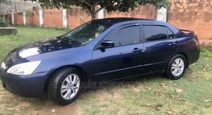 Honda Accord 2006 Sedan EX Automatic Blue | Cars for sale in Oyo State, Ibadan