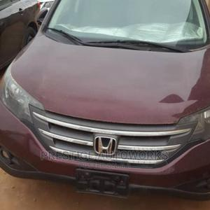 Honda CR-V 2012 Red | Cars for sale in Oyo State, Ibadan