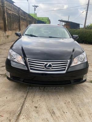 Lexus ES 2011 350 Black | Cars for sale in Lagos State, Ojodu