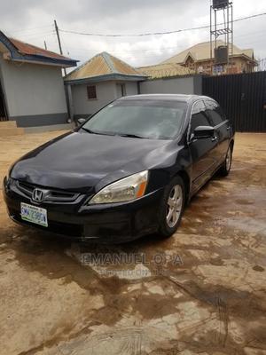 Honda Accord 2004 2.4 Type S Black | Cars for sale in Oyo State, Lagelu