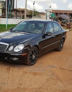 Mercedes-Benz E350 2008 Black | Cars for sale in Oyo State, Lagelu