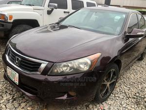 Honda Accord 2007 Purple | Cars for sale in Lagos State, Ogba