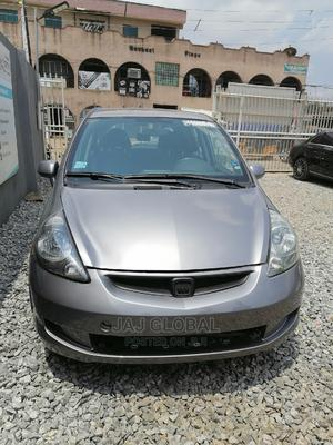 Honda Fit 2008 Gray   Cars for sale in Lagos State, Ogba