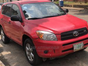 Toyota RAV4 2008 Red   Cars for sale in Lagos State, Agege