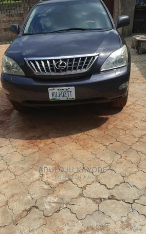 Lexus RX 2009 350 XE 4x4 Gray | Cars for sale in Ondo State, Akure