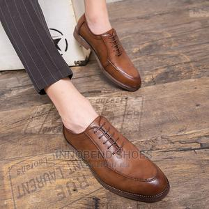 Men's Business Leather Casual Loafers Shoes | Shoes for sale in Lagos State, Alimosho
