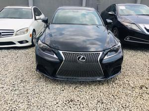 Lexus IS 2014 250 Black | Cars for sale in Lagos State, Ogba