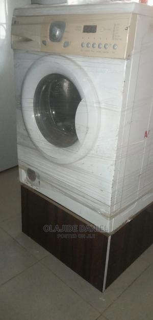 8kg LG Washing Machine | Home Appliances for sale in Lagos State, Ipaja