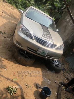 Toyota Camry 2006 2.4 XLi Automatic Silver   Cars for sale in Abia State, Aba North
