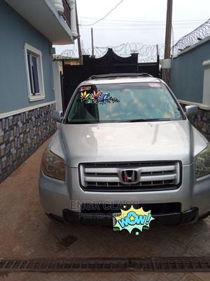 Honda Pilot 2006 EX 4x2 (3.5L 6cyl 5A) Silver   Cars for sale in Lagos State, Amuwo-Odofin