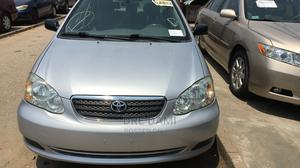 Toyota Corolla 2007 CE Silver | Cars for sale in Lagos State, Surulere