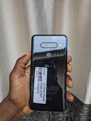 LG V40 ThinQ 64 GB Blue | Mobile Phones for sale in Lagos State, Yaba