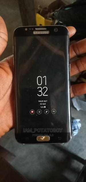 Samsung Galaxy S7 edge 64 GB Gold   Mobile Phones for sale in Ondo State, Owo