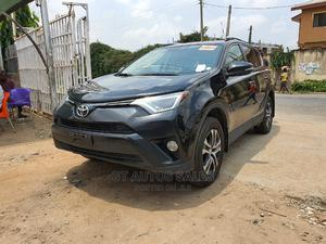 Toyota RAV4 2016 LE AWD (2.5L 4cyl 6A) Black   Cars for sale in Lagos State, Ikeja