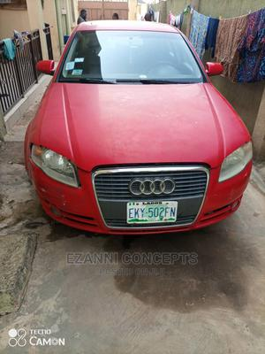 Audi A4 2007 Red | Cars for sale in Lagos State, Ikeja