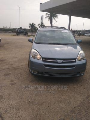 Toyota Sienna 2005 XLE Limited AWD Blue | Cars for sale in Lagos State, Agege