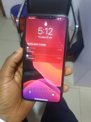 Apple iPhone XS Max 256 GB Black   Mobile Phones for sale in Lagos State, Maryland