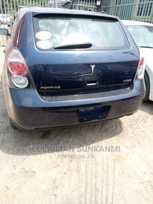 Pontiac Vibe 2009 1.8L Blue   Cars for sale in Lagos State, Alimosho