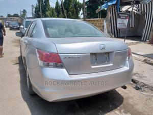 Honda Accord 2008 2.4 EX Automatic Silver | Cars for sale in Lagos State, Yaba