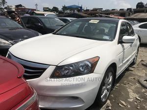 Honda Accord 2009 2.4 EX-L White | Cars for sale in Lagos State, Apapa