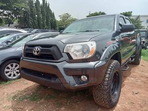 Toyota Tacoma 2013 Black | Cars for sale in Abuja (FCT) State, Central Business District
