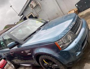 Land Rover Range Rover Sport 2011 HSE 4x4 (5.0L 8cyl 6A) Blue | Cars for sale in Lagos State, Ikeja