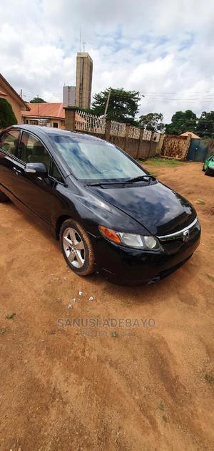 Honda Civic 2008 Black   Cars for sale in Kaduna State, Kaduna / Kaduna State