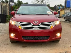 Toyota Venza 2010 V6 AWD Red   Cars for sale in Lagos State, Alimosho