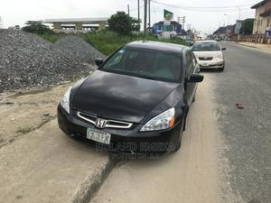 Honda Accord 2004 2.4 Type S Black | Cars for sale in Rivers State, Obio-Akpor