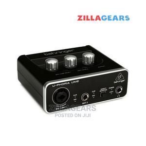 Behringer U-Phoria UM2 USB Sound Card   Audio & Music Equipment for sale in Lagos State, Ikotun/Igando