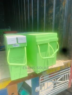 Mombat Battery 200ah 12v | Solar Energy for sale in Lagos State, Ikeja
