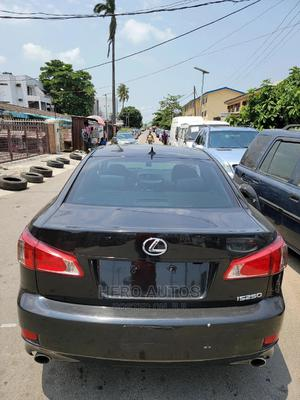 Lexus IS 2011 250 AWD Automatic Black | Cars for sale in Lagos State, Surulere