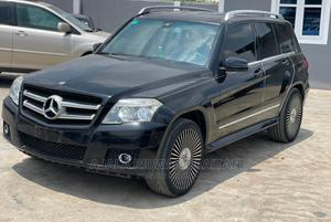 Mercedes-Benz GLK-Class 2010 350 4MATIC Black | Cars for sale in Lagos State, Yaba