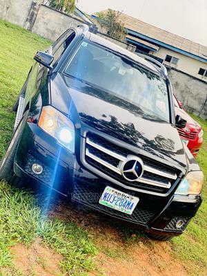 Mercedes-Benz GLK-Class 2010 350 Black | Cars for sale in Delta State, Ugheli