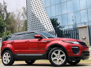 Land Rover Range Rover Evoque 2015 Red   Cars for sale in Abuja (FCT) State, Central Business Dis