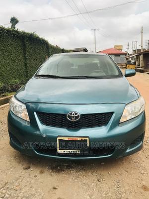 Toyota Corolla 2010 Green | Cars for sale in Lagos State, Ikeja