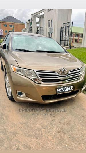 Toyota Venza 2011 V6 AWD Gold | Cars for sale in Imo State, Owerri